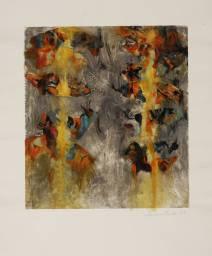 [no title] 1989 Thérèse Oulton born 1953 Presented by Garner H. Tullis and Pamela Auchincloss 1989 http://www.tate.org.uk/art/work/P11226